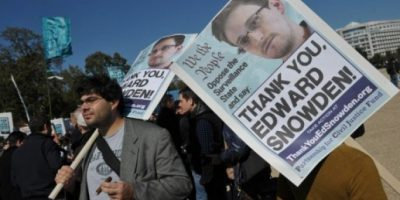 EE. UU.: Miles de personas se manifiestan contra programas de espionaje