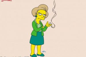 Foto. The Simpsons