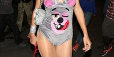 Paris Hilton se disfrazó de M. Cyrus