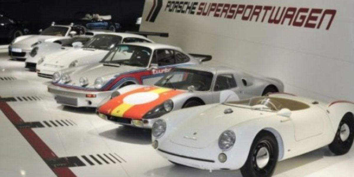 Museo Porsche y sus 60 años de superdeportivos