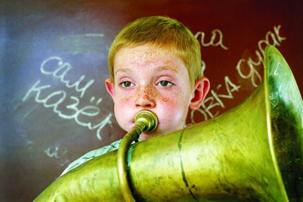 Ganador del primer premio: Oído: Aleksander Svistunov (Rusia)