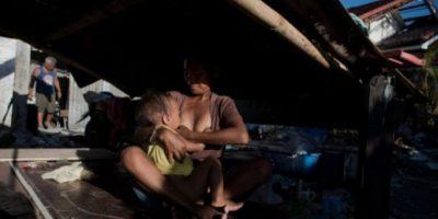 FOTOS. Donan a ONU $72 millones para Filipinas