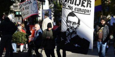 FOTOS: Miles manifiestan en Madrid contra políticas de austeridad