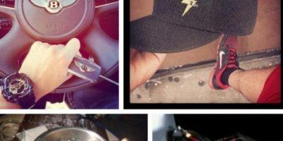 Hijos de narcotraficantes presumen sus lujos en Twitter y Facebook