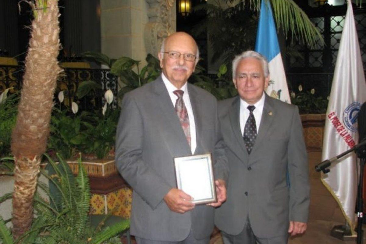 Jaime Archila ganó el máximo galardón por su trayectoria y labor social