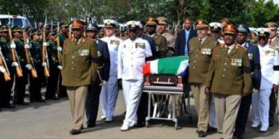 Mandela llega al paraíso de su infancia para recibir sepultura