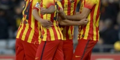 FOTOS: Barcelona remonta 5-2 al Getafe con un triplete de Pedro
