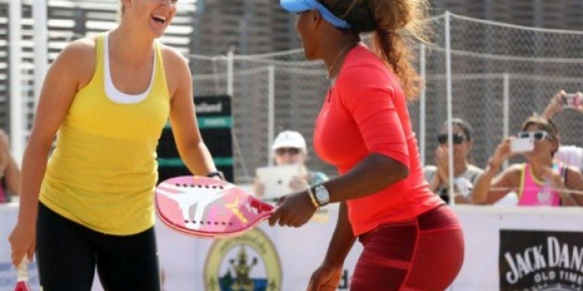 Victoria Azarenka derrota a Serena Williams en Tailandia