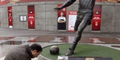 FOTOS: Fallece Eusebio, uno de los mejores futbolistas de la historia