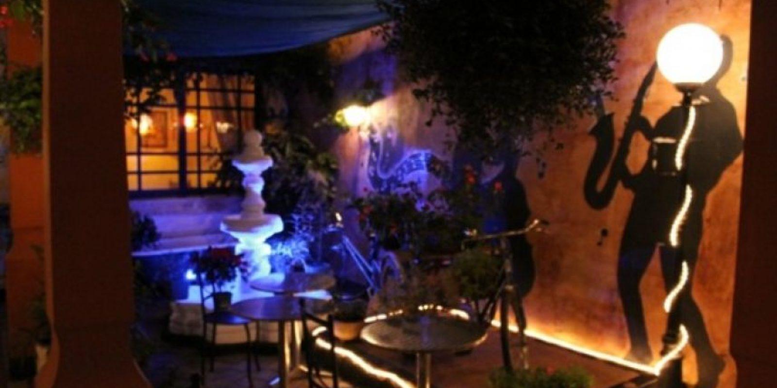 La Esquina Jazz Café. Foto:Pablo Espinoza