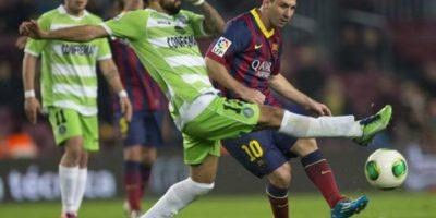 Lionel Messi anota dos goles en su regreso a la cancha