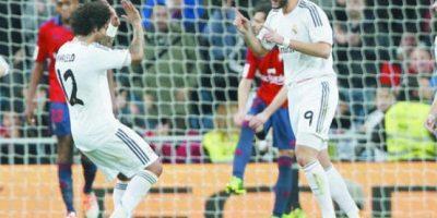El Real Madrid saca la tarea contra el Osasuna