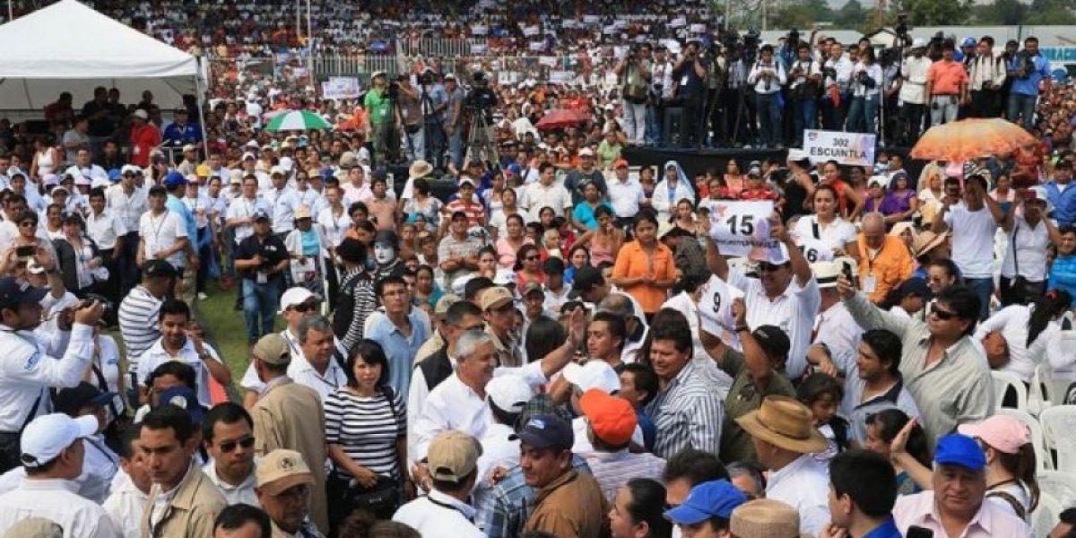 FOTOS. Pedro Raymundo gana #EleccionesNebaj
