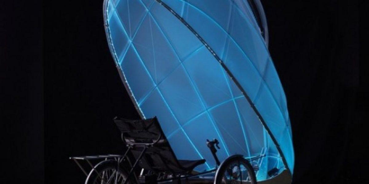Fire Fly, el transporte ecológico del futuro