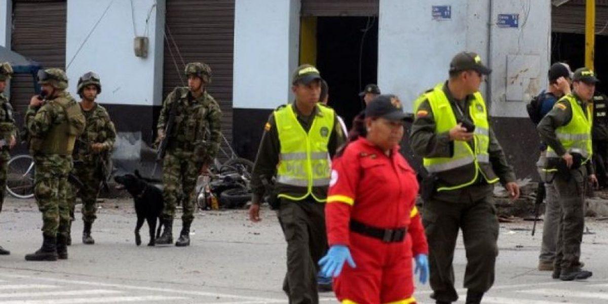 Atentado de las FARC deja dos muertos