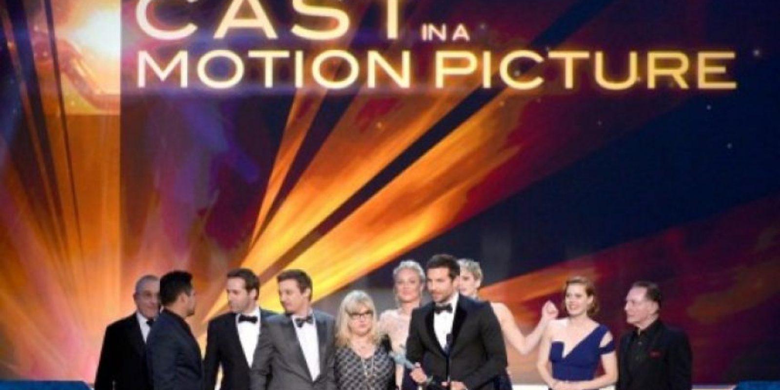 Mejor elenco: