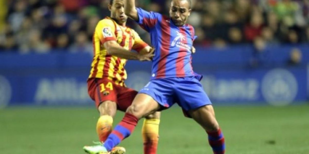 FOTOS: Barcelona empata 1-1 con Levante