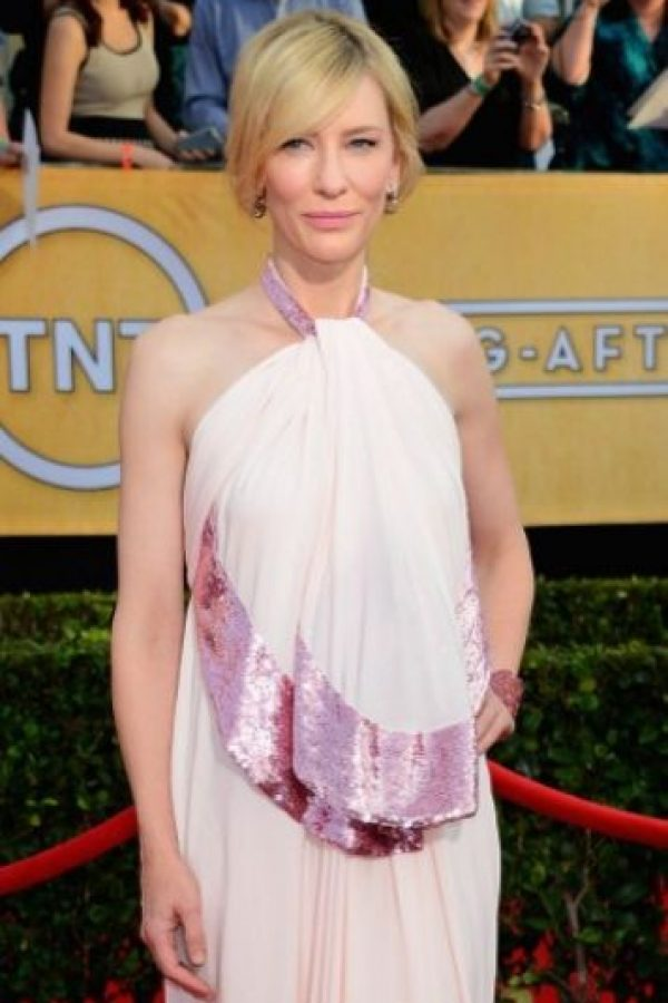 Mejor actriz: Cate Blanchett,