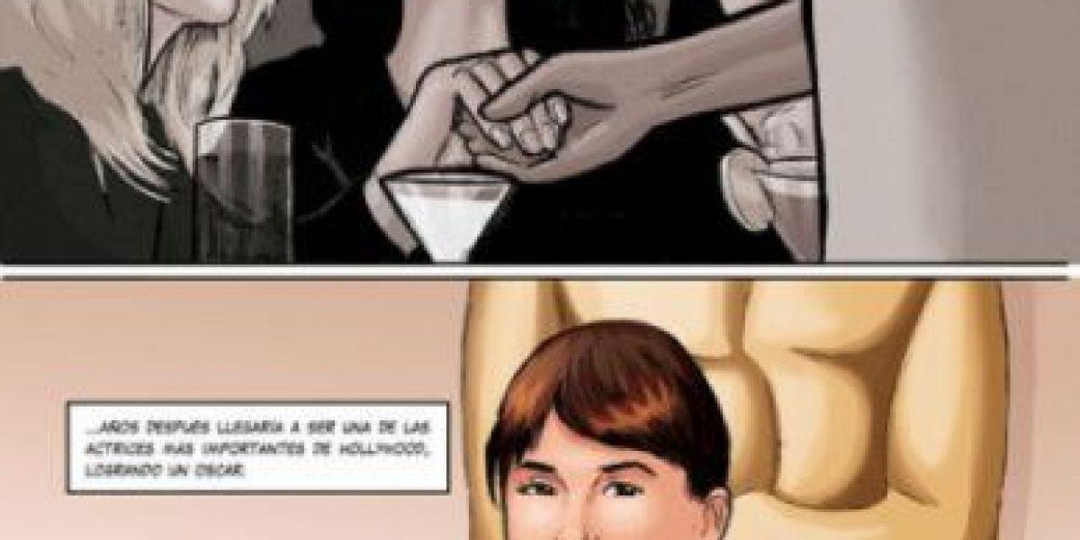 Publicarán la vida de Penélope Cruz en comic