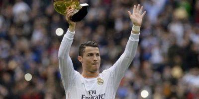 CR7 presenta el Balón de Oro al Bernabéu
