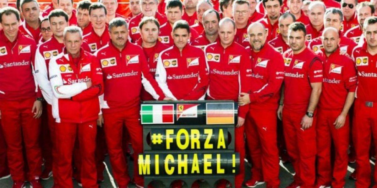 El tiempo más rápido en Jerez lo marcó Räikkönen