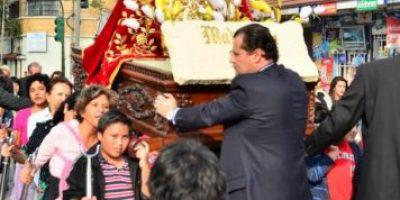 FOTOS: Procesión de Candelaria recorre la ciudad