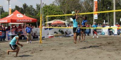 FOTOS: Clasificación centroamericana de voleibol de playa