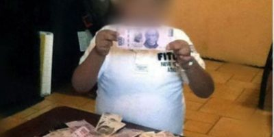 Atrapan a ladrón luego de presumir foto de robo en Facebook