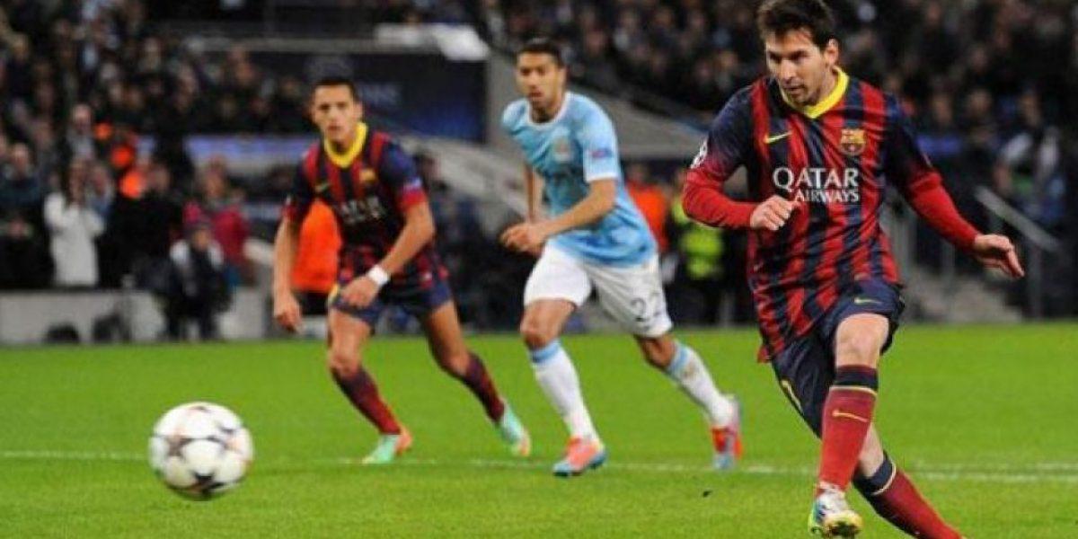 FOTOS. Barcelona vence 2 a 0 al Manchester City