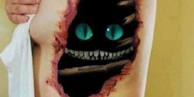 Los 10 tatuajes  más extraordinarios que hayas visto