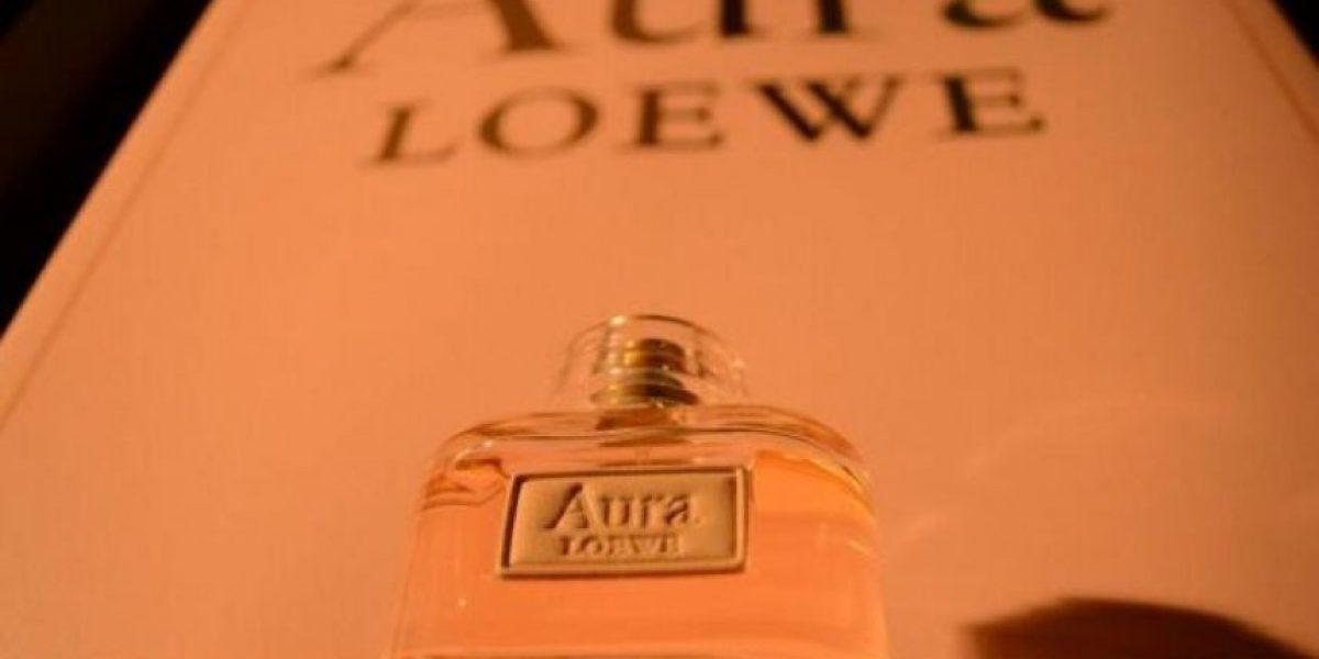 GALERIA. Lanzamiento de Aura, de Loewe