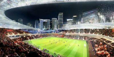 David Beckham tendrá su propio estadio