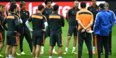 El Madrid quiere sellar su pase en Dortmund