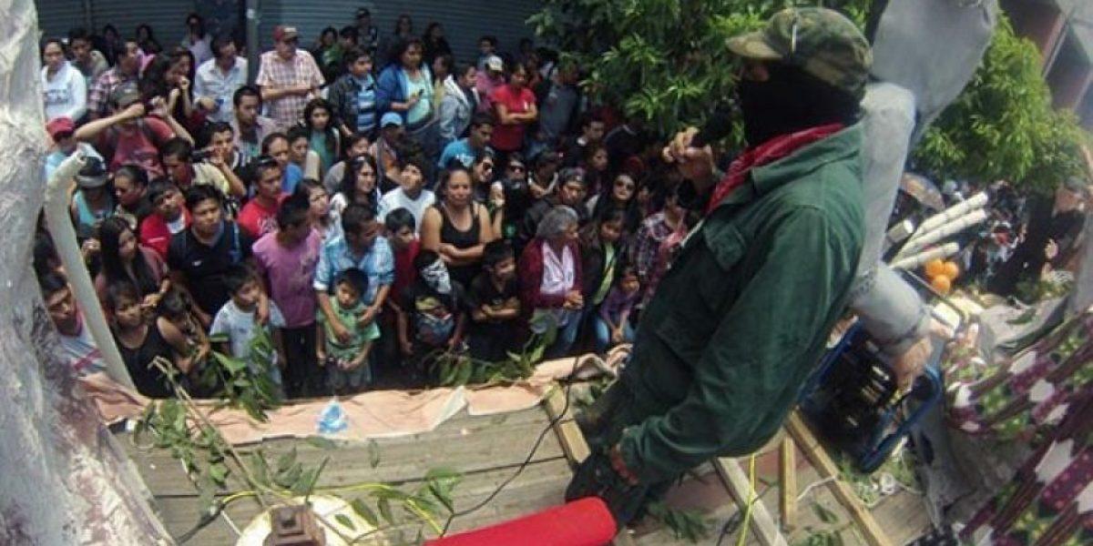 FOTOS. Los huelgueros le reclamaron al Gobierno de Otto Pérez