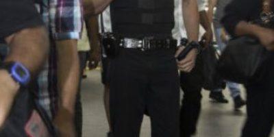 FOTOS. El policía que conquistó el metro brasileño