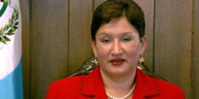 Thelma Aldana es elegida como la nueva fiscal general de Guatemala