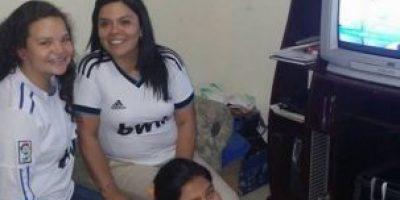 A las mamás también les gusta el futbol
