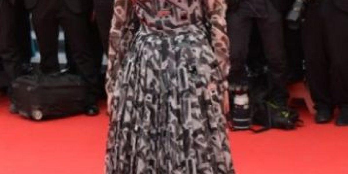 FOTOS. Celebridades desfilan en la alfombra roja de Cannes