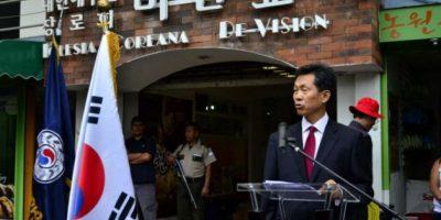 FOTOS. Korea Town en Guatemala quiere ser un foco turístico