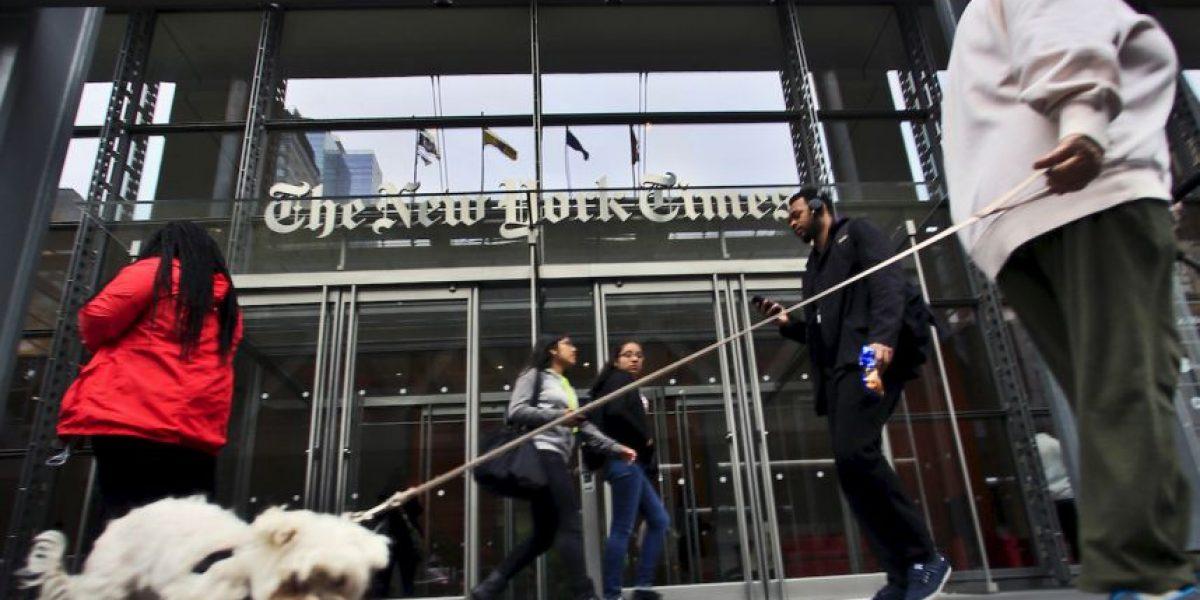 The New York Times nombra al primer editor ejecutivo negro