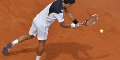 FOTOS. Djokovic celebra en Roma previo a Roland Garros