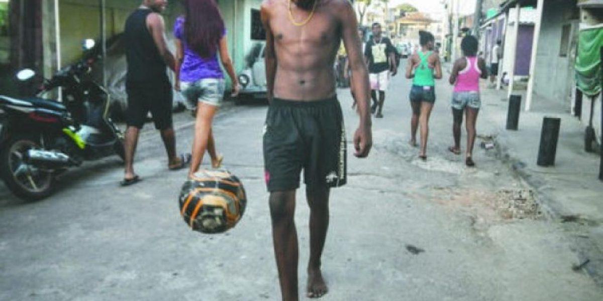"""FOTOS. El futbol en """"La Ciudad de Dios"""""""