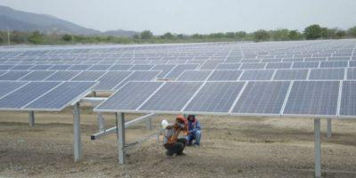 FOTOS. Inauguran planta de energía solar más grande del Istmo