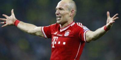 rjen Robben Foto:Sitio Web