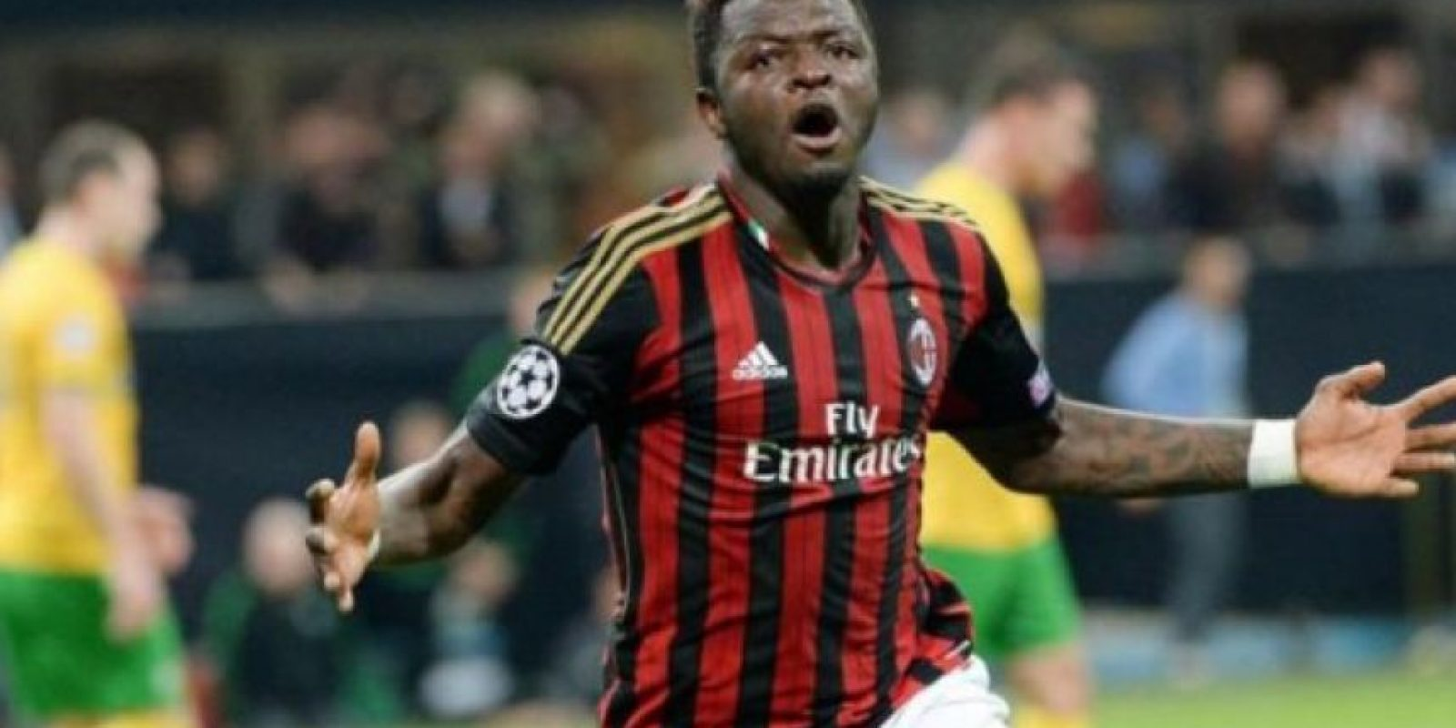Sulley Muntari. Foto: Sitio Web