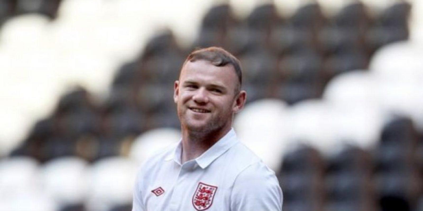 Wayne Rooney. Foto:Sitio Web