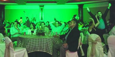 FOTOS. La samba también se bailó en Guatemala