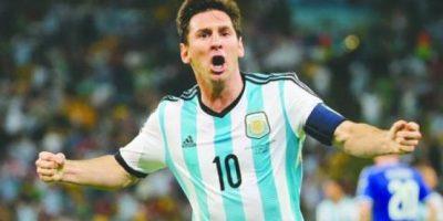 FOTOS. Argentina consigue tres puntos con muchas dudas