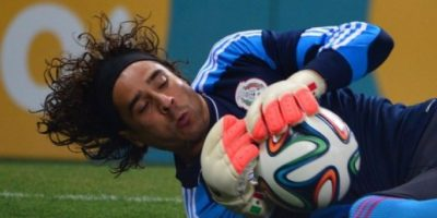 Ochoa ahogó los gritos de gol para Brasil