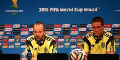 FOTOS. España se prepara para ganarle a Chile